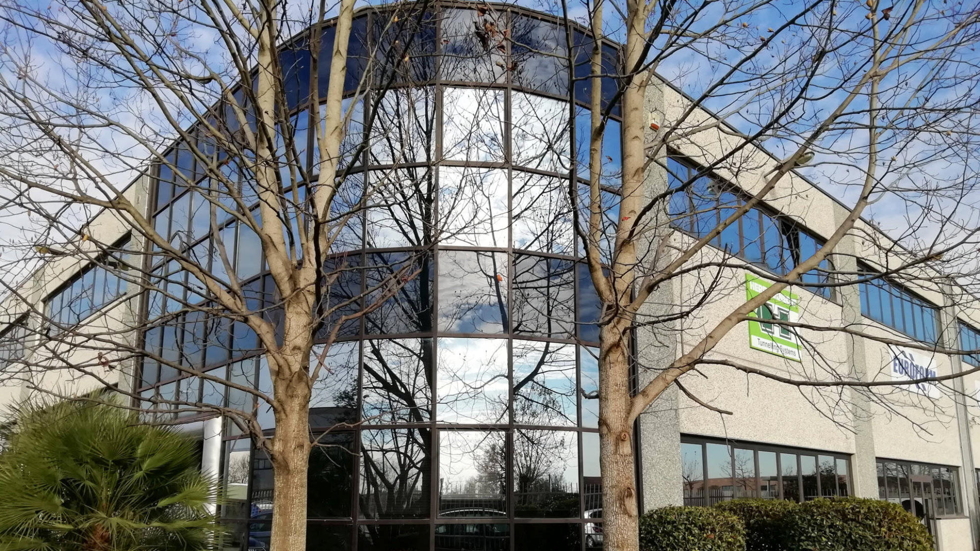 Euroform head office in Gessate, via Monza 118
